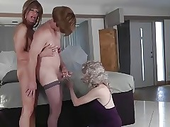Crossdressers sex tube - sexo oral gay