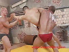 Wrestling porn clips - good gay tube